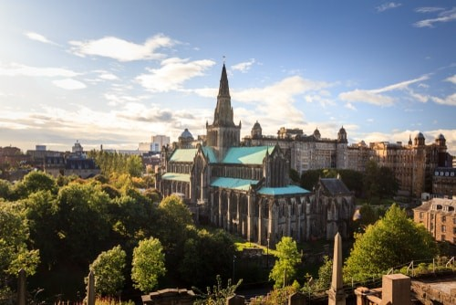 Top 3 universities in Glasgow, Scotland