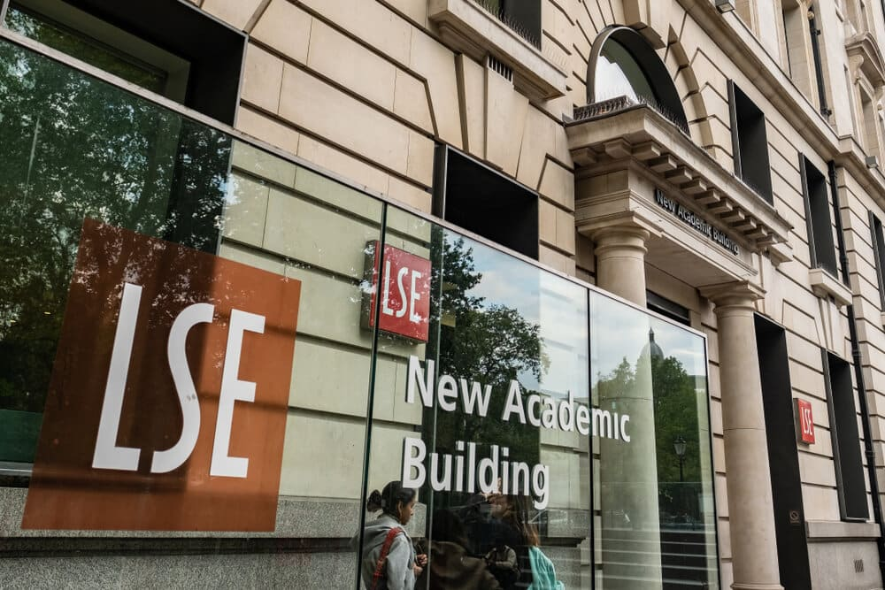 London School of Economics and Political Science, best universities in London