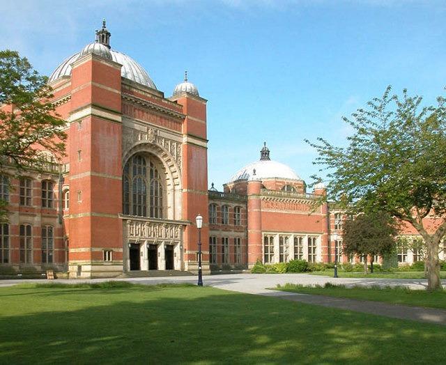 Universities in Birmingham