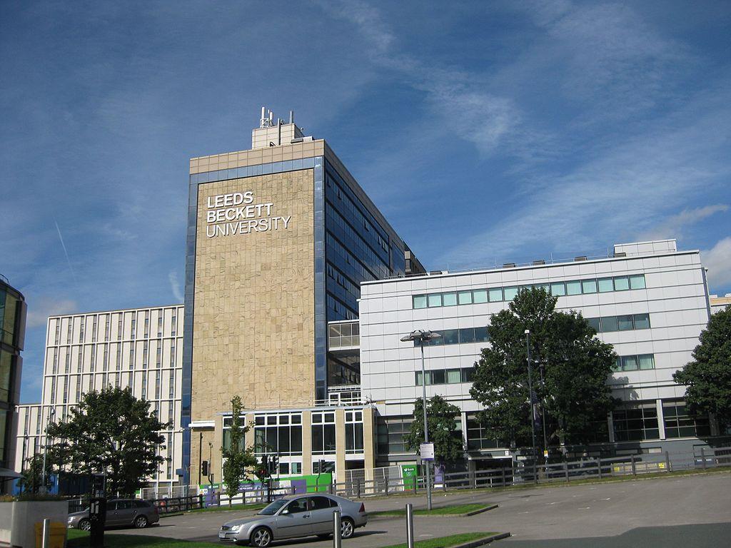 Leeds Beckett University, universities in leeds