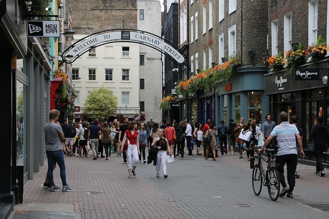 13 best shopping places in London