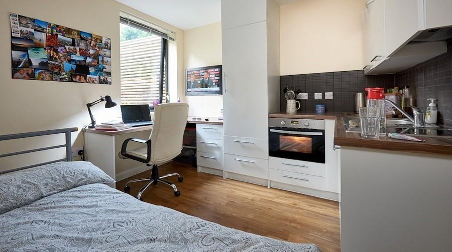 The Hub, ual accommodation
