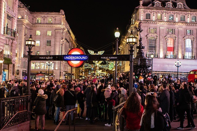 covent garden, shopping places in London