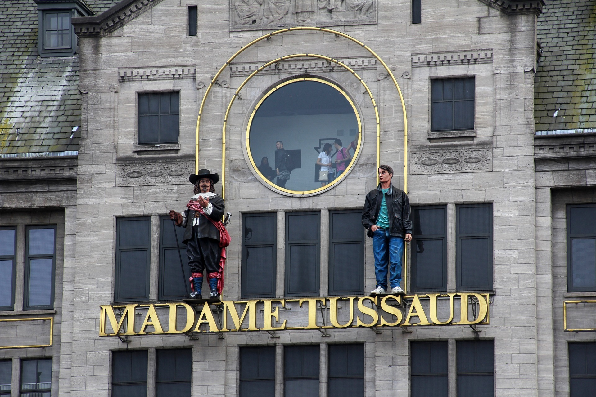 Madame Tussauds, tourist places to visit in London