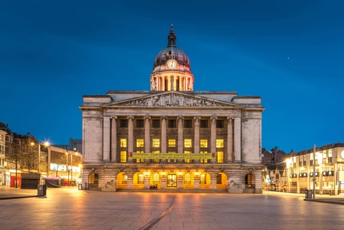 student housing guide Nottingham
