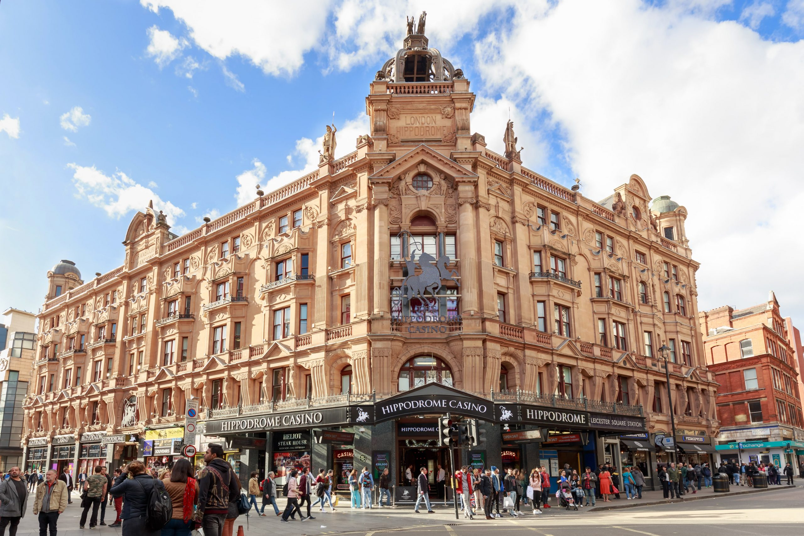 The Hippodrome Casino, best tourist places to visit in london