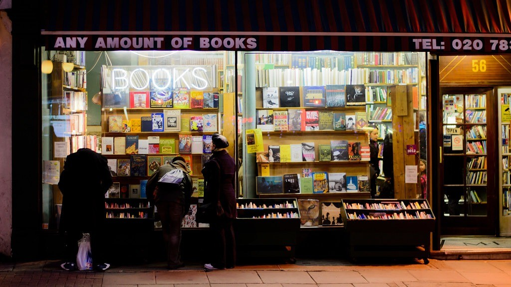 Must-Visit Book Stores in London