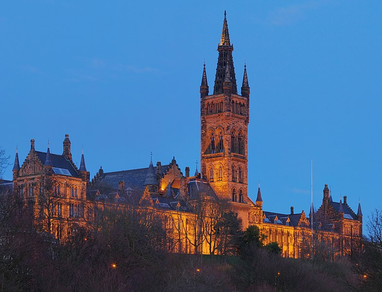 University of Glasgow Accommodation, UK