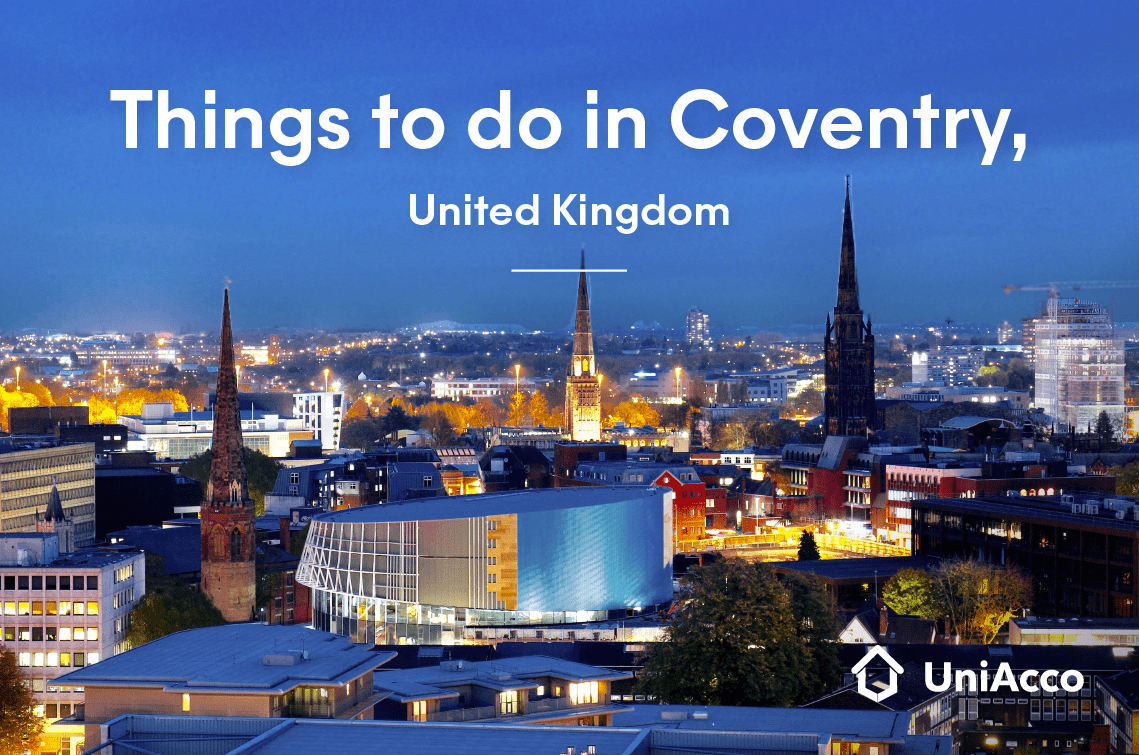 Things to do in Coventry, United Kingdom