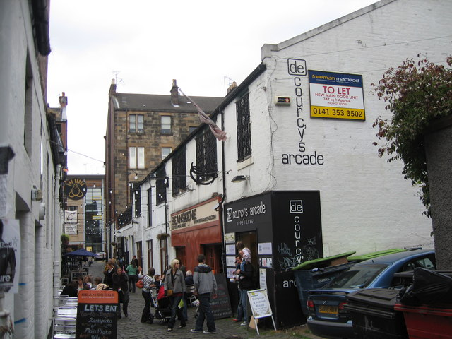 Best places for shopping in Glasgow