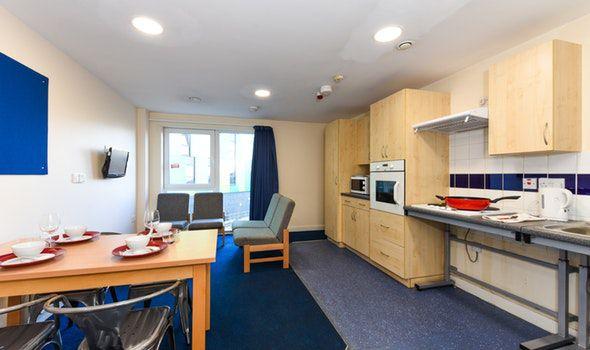 Nottingham Two, NTU Accommodation