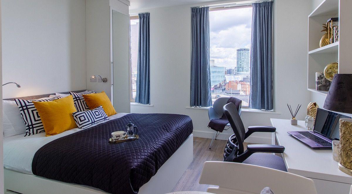 The Best Birmingham City University Accommodation