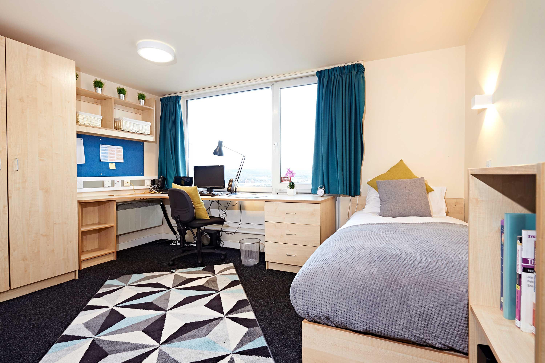 Leeds Beckett University Accommodation