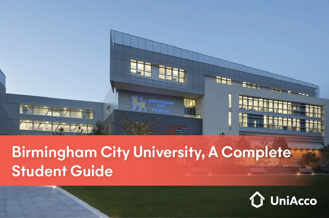 Birmingham city university, a complete student guide