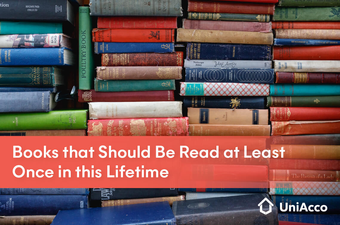 Books that should be read at least once in this lifetime