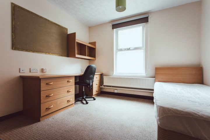 student accommodation Leicester