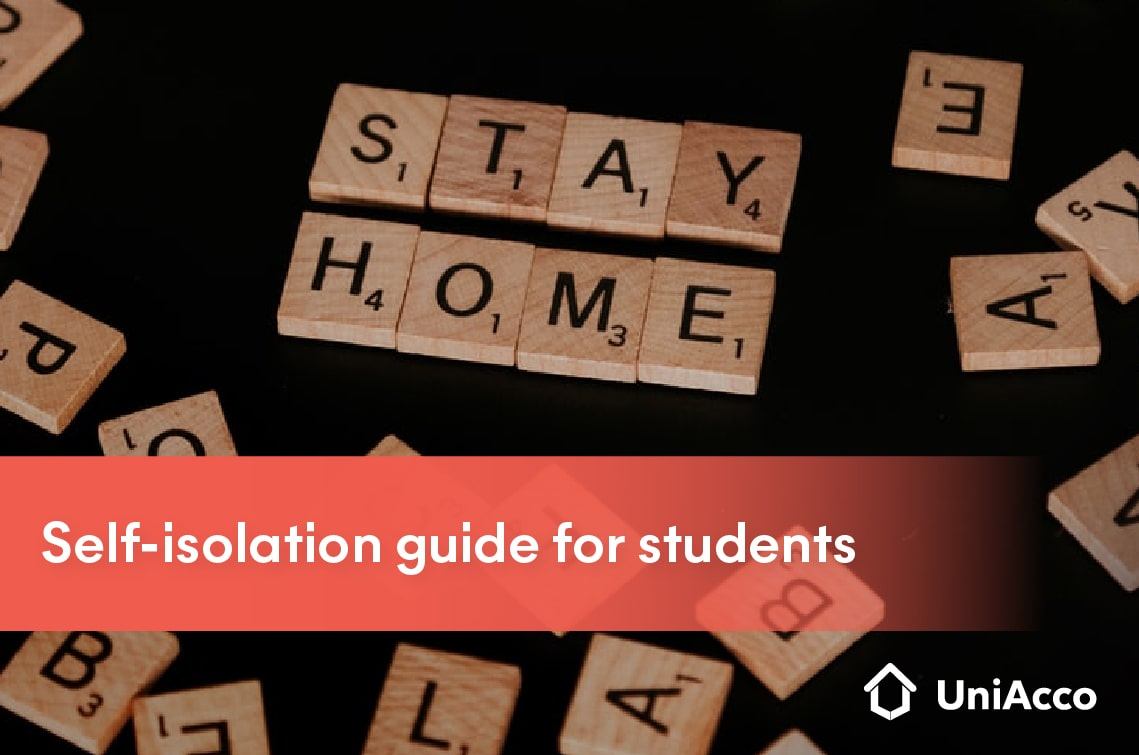 Self-isolation guide for students