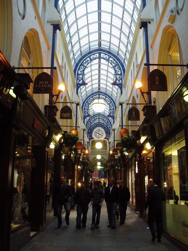 Shopping in Leeds