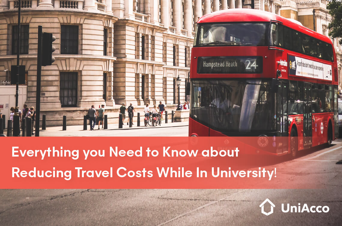 Everything you Need to Know about Reducing Travel Costs While In University!
