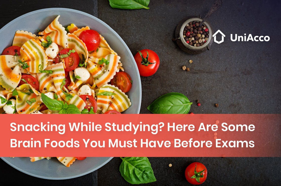 Snacking While Studying? Here Are Some Brain Foods You Must Have Before Exams