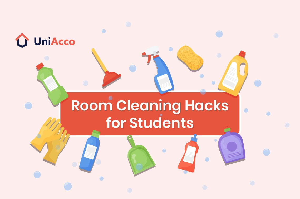 Room Cleaning Hacks Every Student Must Know