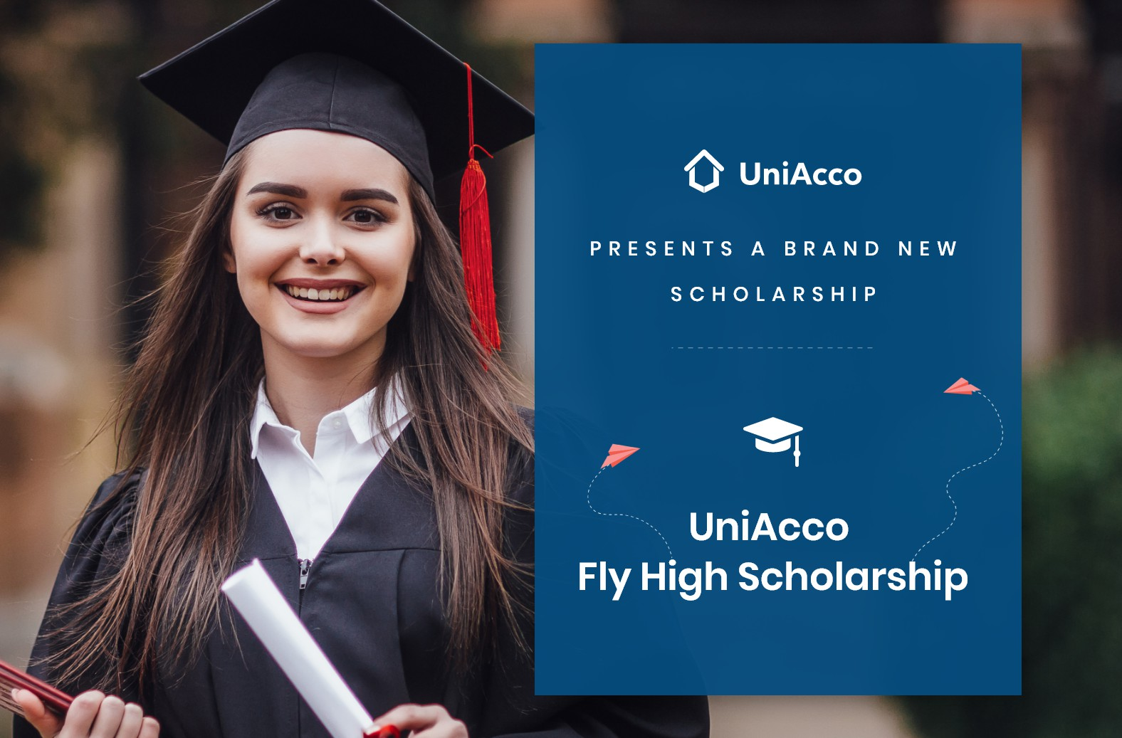 UniAcco's Brand New Scholarship – The UniAcco Fly High Scholarship