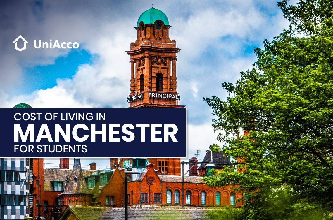 Cost Of Living In Manchester For Students