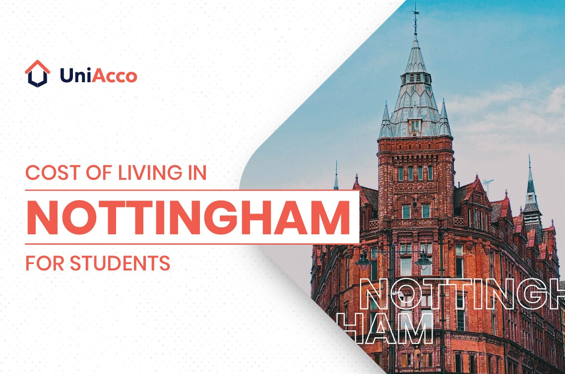 Cost Of Living In Nottingham For Students