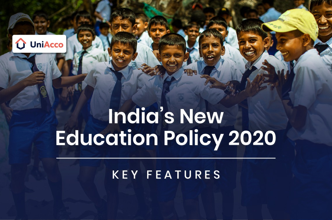 Key Features Of India's New Education Policy 2020