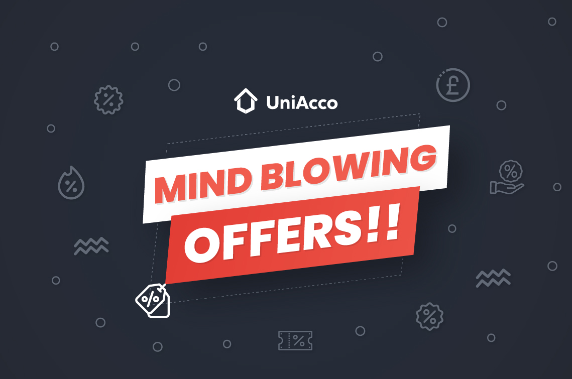Offers By UniAcco That Will Blow Your Mind!
