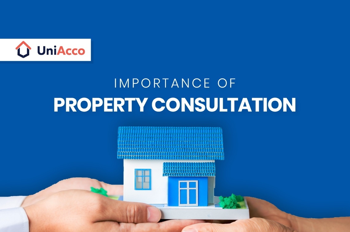 How Can Property Consultation Help You Find Your Accommodation ?