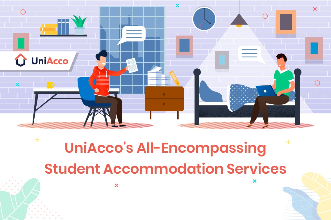 UniAcco's All-Encompassing Student Accommodation Services