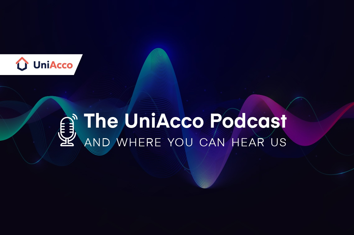 The UniAcco Podcast and Where You Can Hear Us